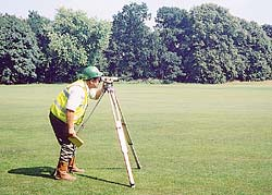 Site Survey for surfacing
